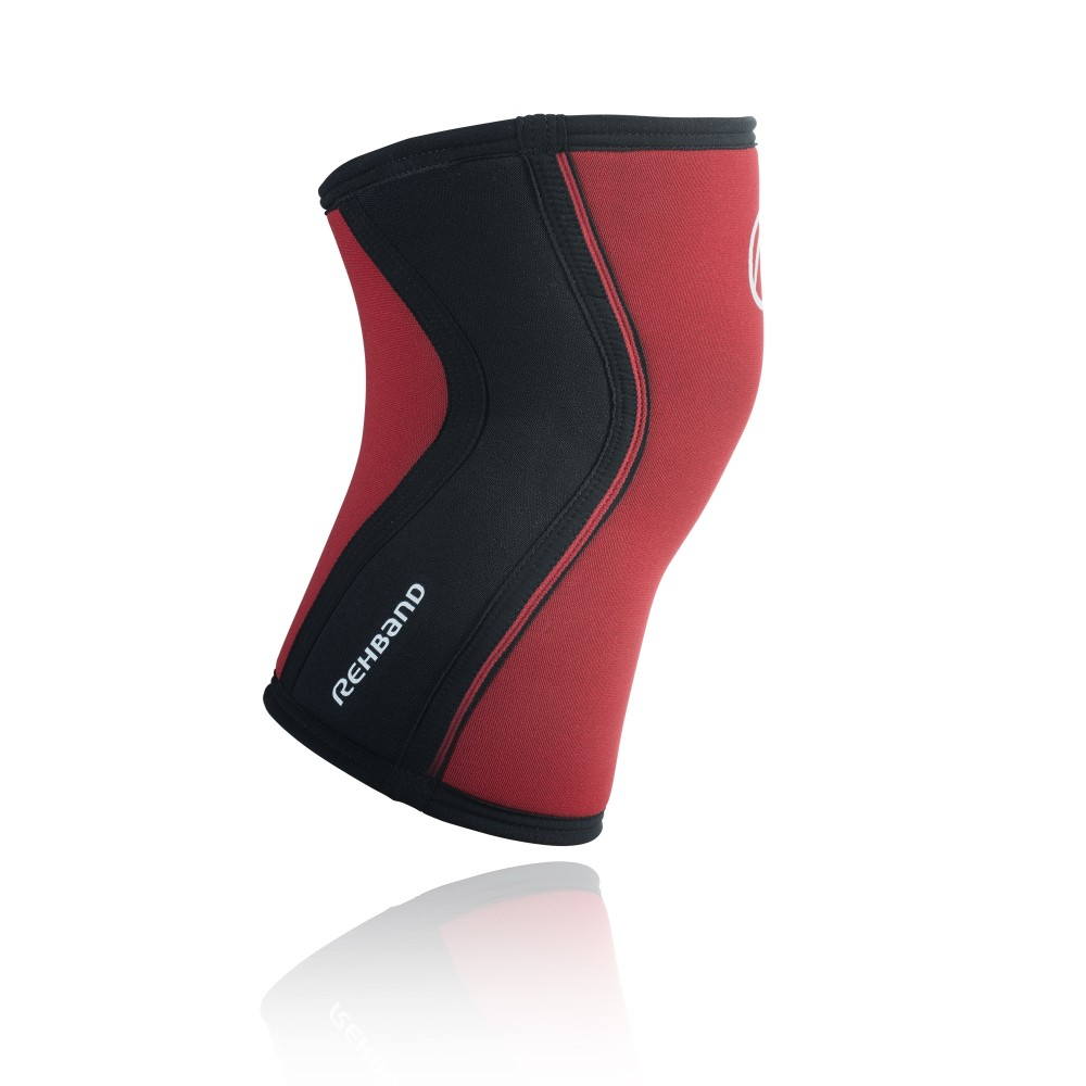 RX Knee Sleeve 5mm - Red - M