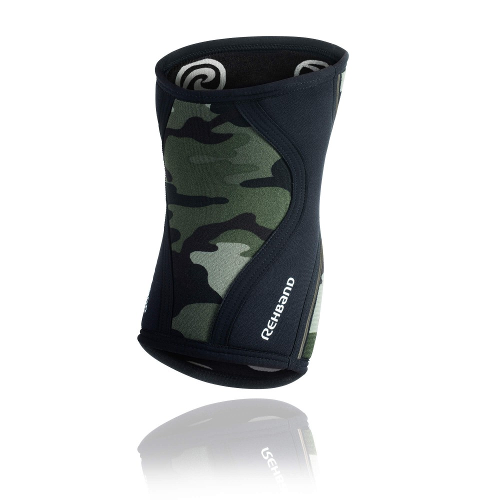 RX Knee Sleeve 5mm - Black/Camo - XXL