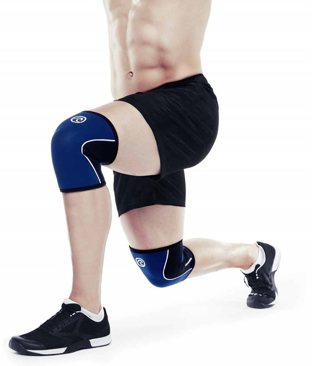 RX Knee-Sleeve 5mm - Black/Navy - S