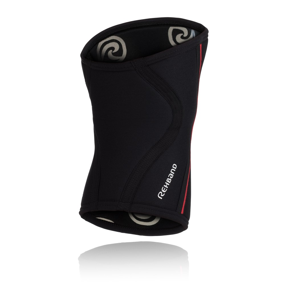 RX Knee Sleeve 7mm - Red - L