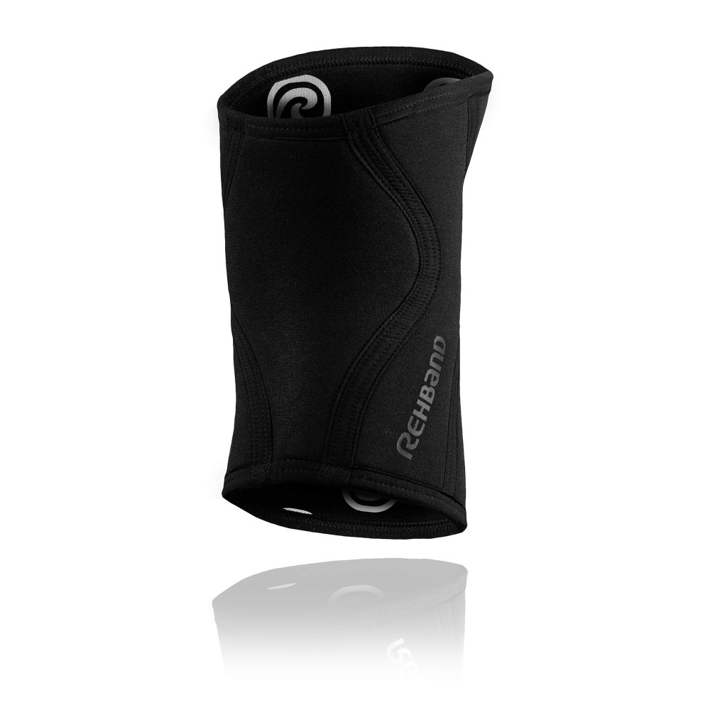 RX Knee Sleeve 7mm - Carbon Black - M