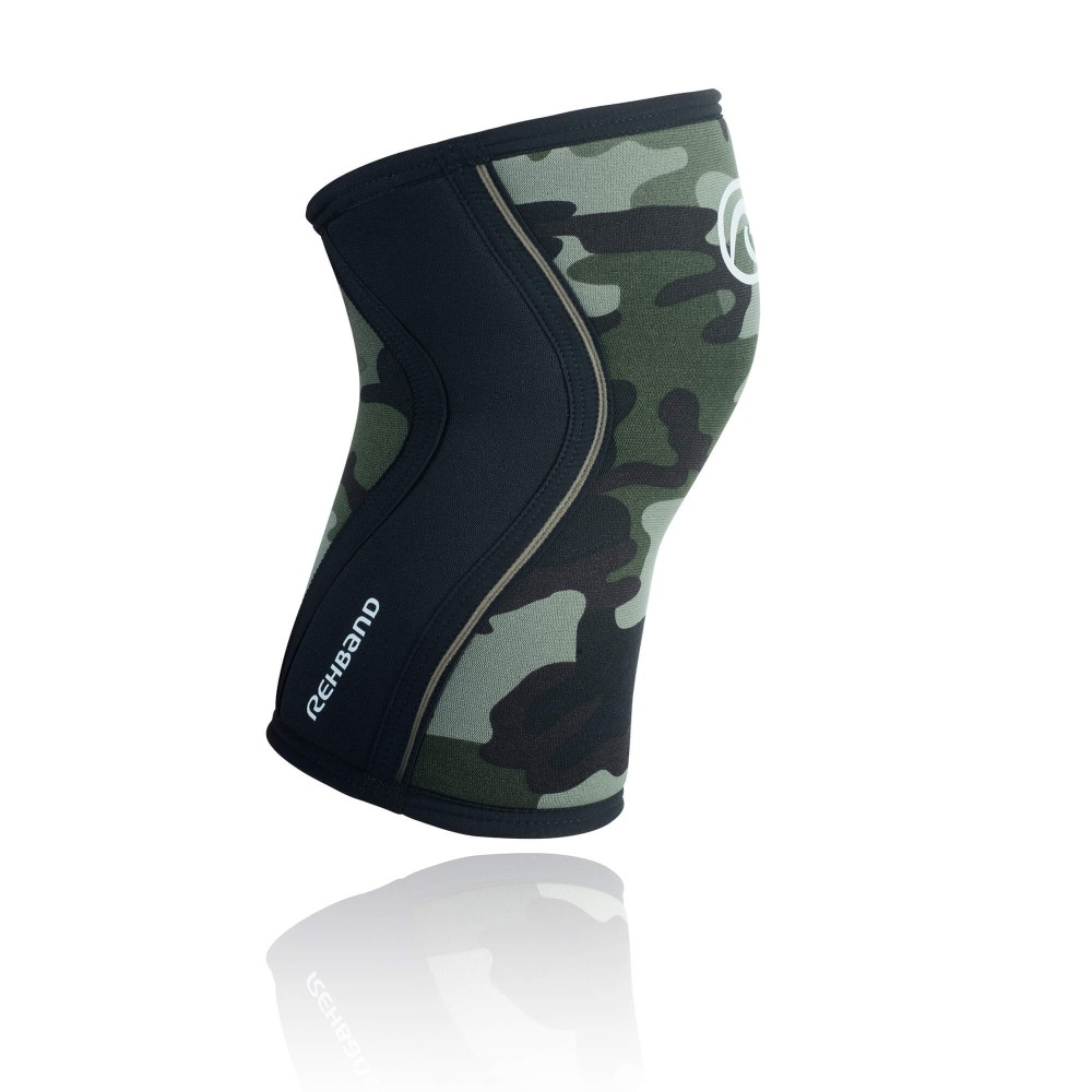 RX Knee Sleeve 7mm Camo/Black L