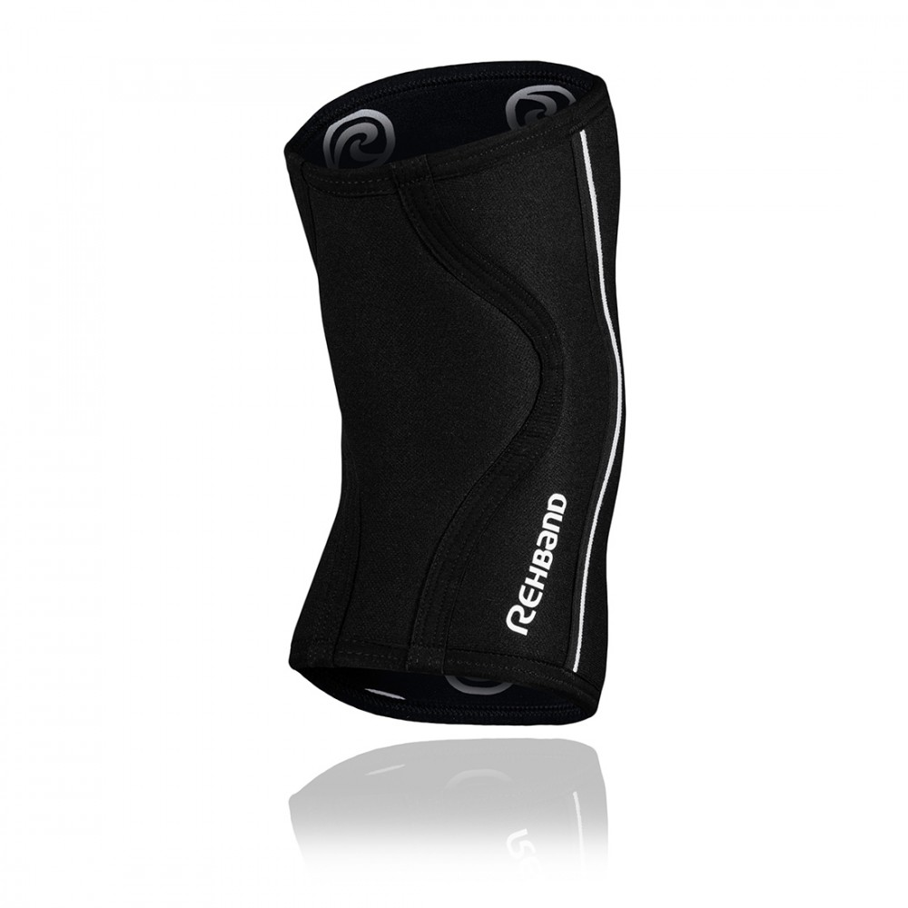 RX Knee Sleeve Power Max 7mm - Black - XL