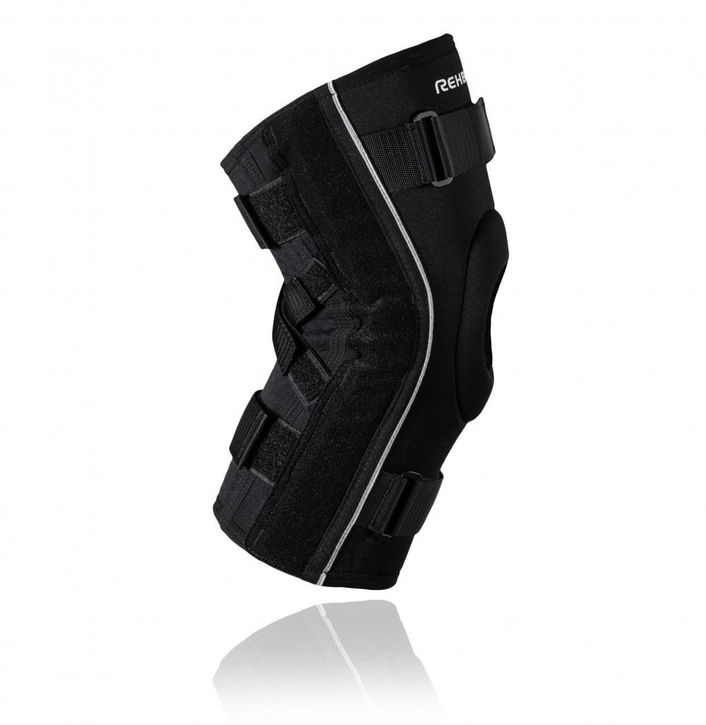 UD Hyper-X Knee Brace 5mm Black XL