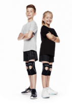 UD Knee Sleeve PatellaOpen Jr 5mm - Black - M