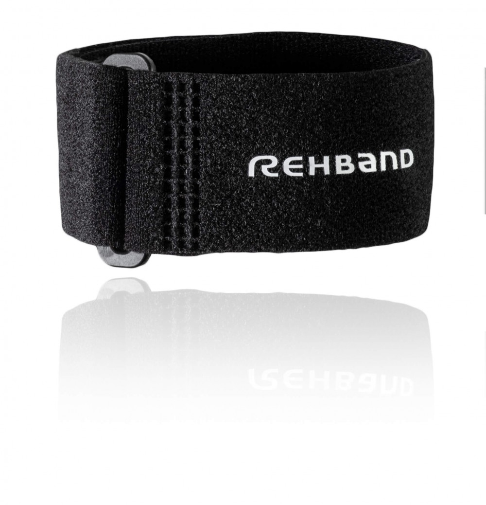 UD Tennis Elbow Strap Black - Black - One Size