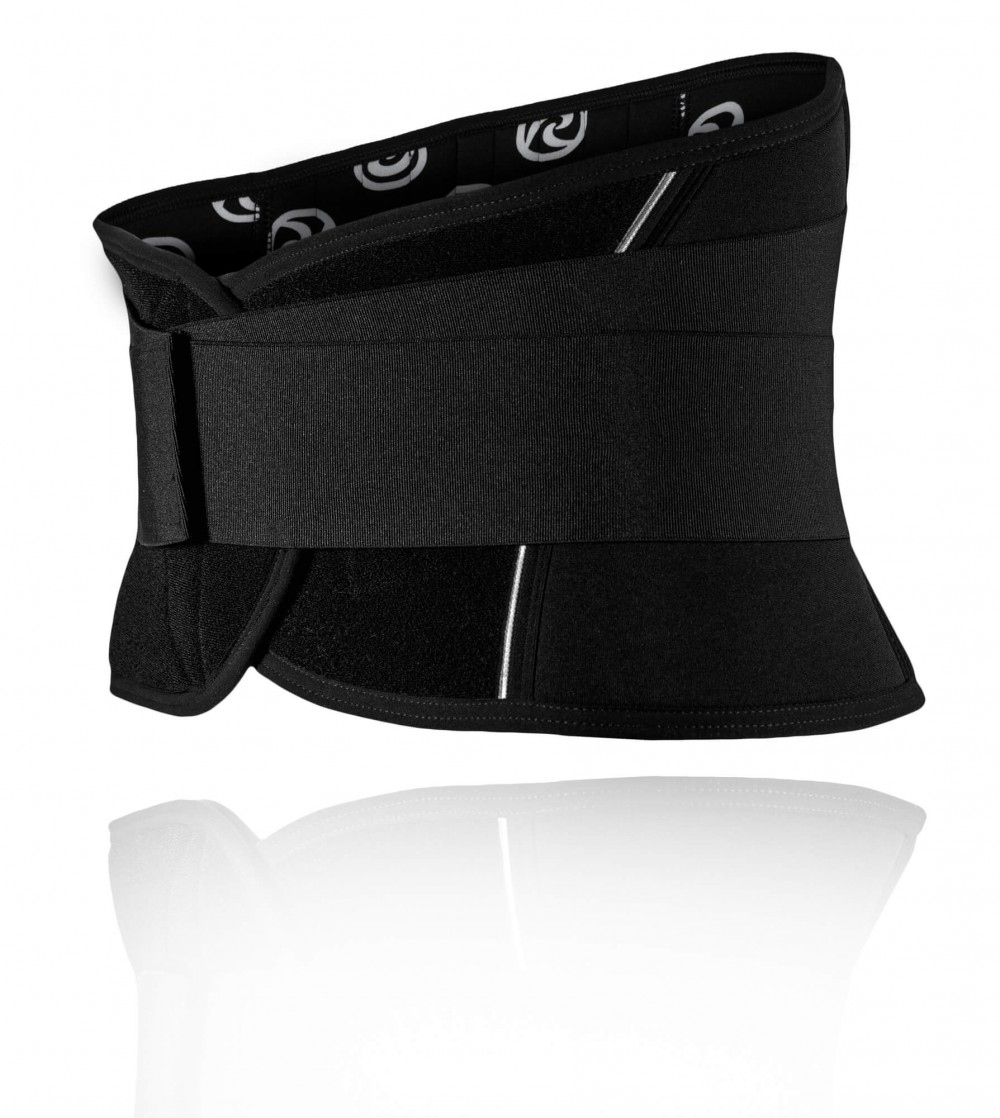 UD X-Stable Back Support 5mm Black XL