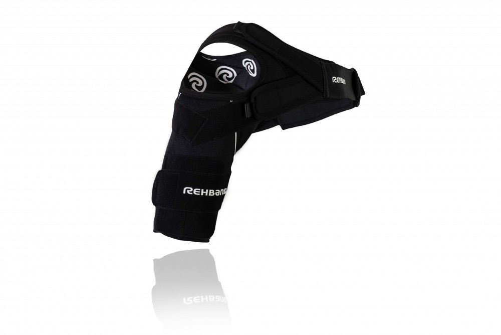 UD X-Stable Shoulder Brace L 5mm Black S