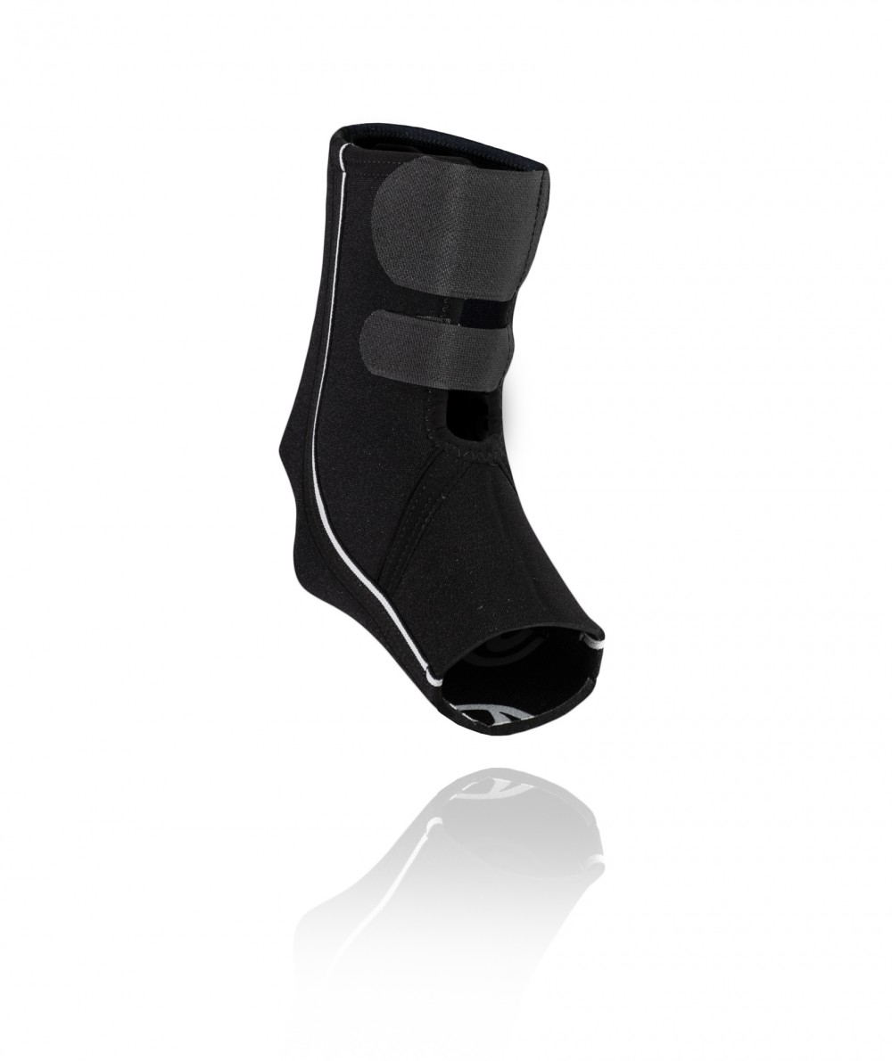 QD Ankle Support 5mm - Black - M