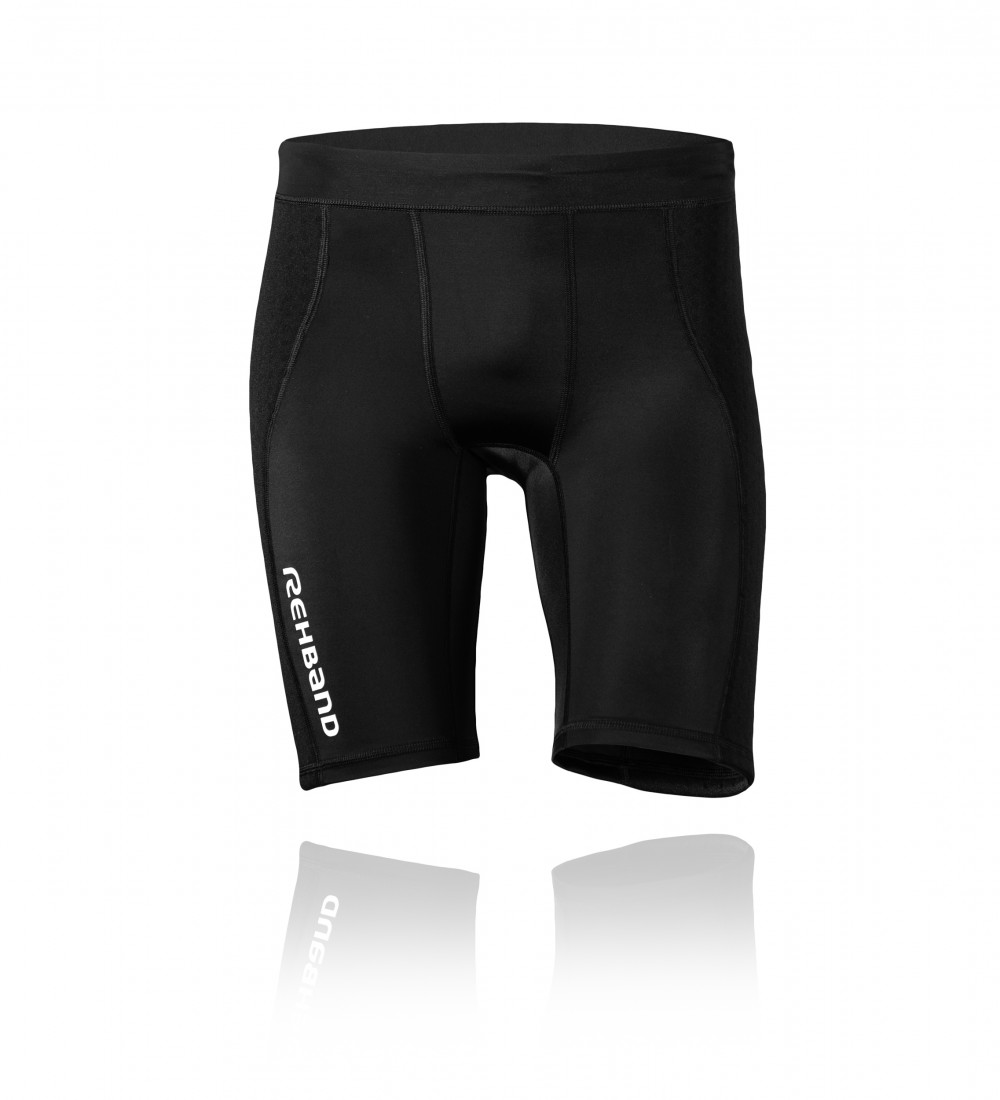 QD Thermal Zone Shorts Men - Black - XL