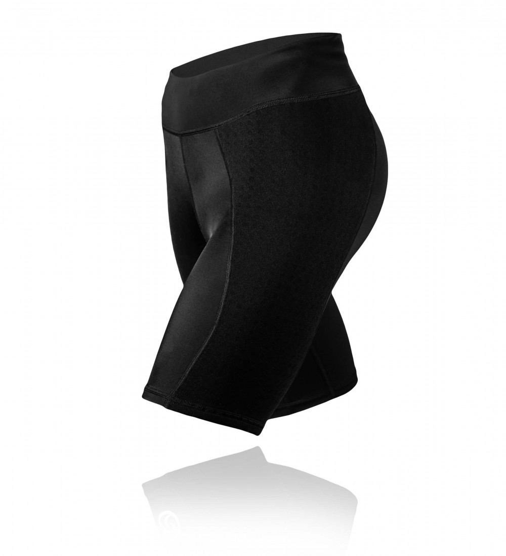 QD Thermal Zone Shorts Women Black XS