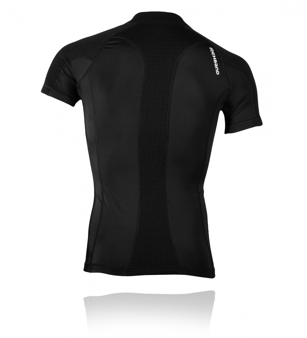 QD Thermal Zone Top Men Black M