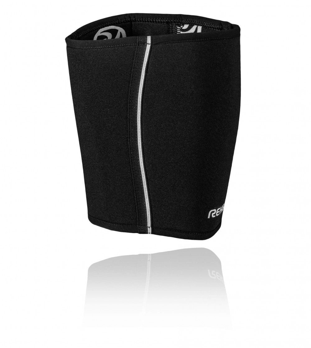 QD Thigh Support 3mm - Black - XS