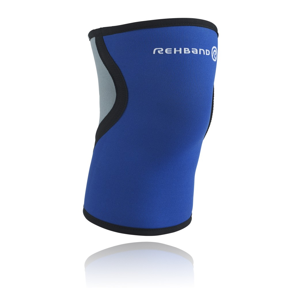 QD Knee Sleeve 3mm Blue XL