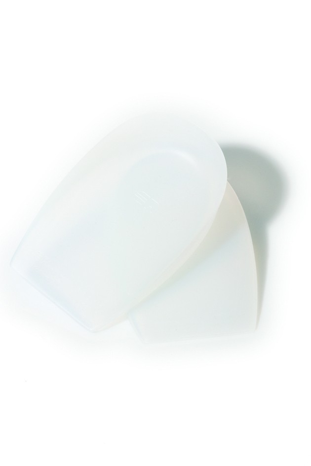 QD Heel Cup Silicone - One color - L