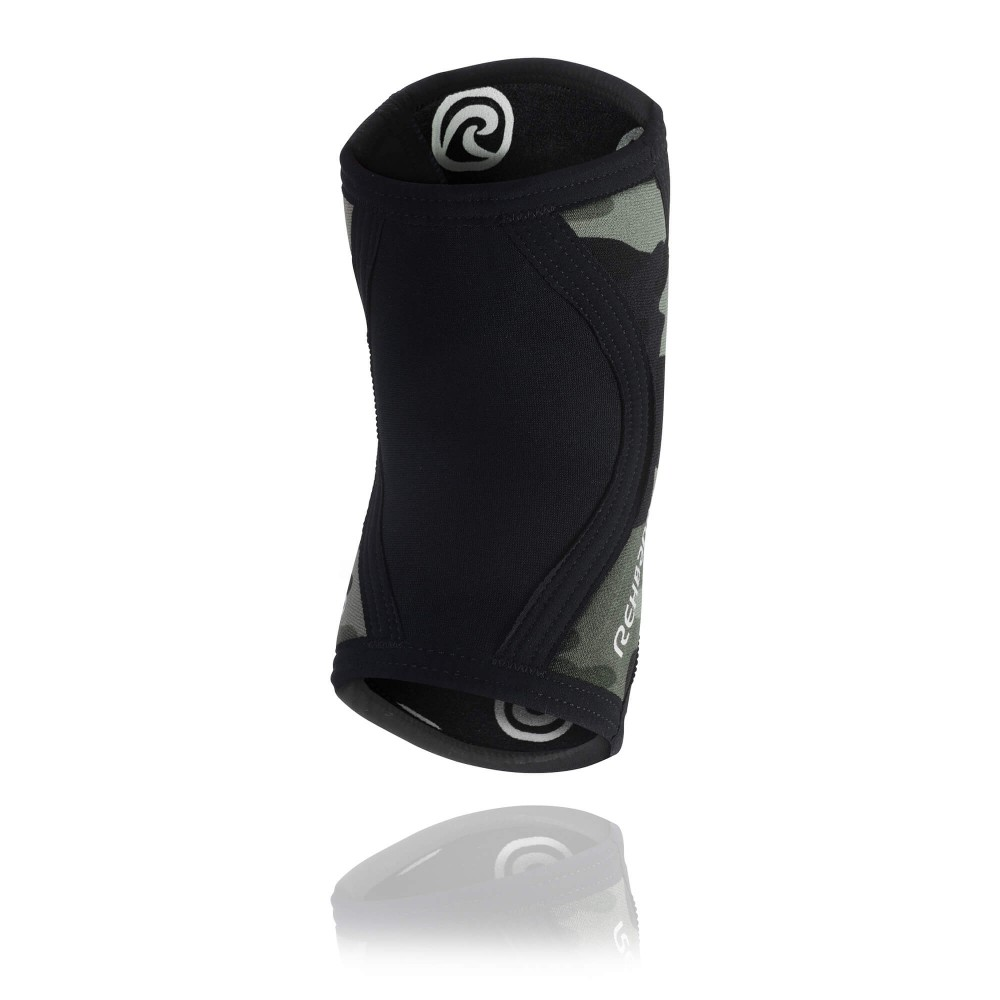RX Elbow Sleeve 5mm - Black/Camo - M
